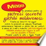 Maggi te premiaza pentru ca pastrezi secretul gustului moldovenesc! (LISTA CASTIGATORILOR)
