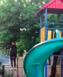 Toate parcurile de joacã din Bârlad sunt «pericol public»!