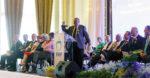 Bichinet, lectie de discurs politic la Congresul PMP