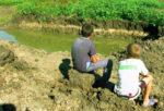 Doi copii au murit înecati într-un canal!